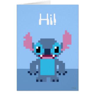 Cartão ponto de 8 bits