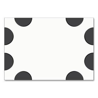 Cartão Pontos DarkGrey Checkered