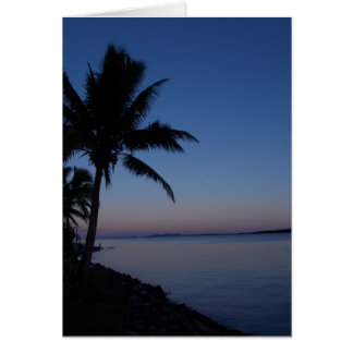 Cartão Por do sol de Figian