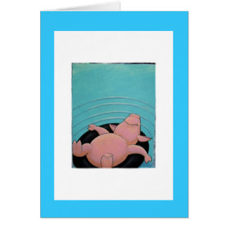 Cartão porco