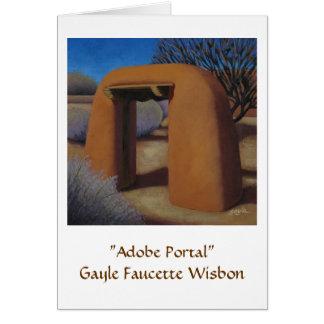 Cartão Portal de Adobe