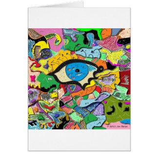 Cartão Portal psíquico