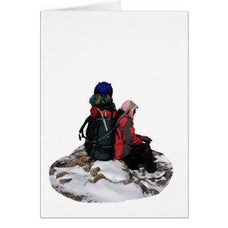 Cartão Porteiro Himalaia, Nepal