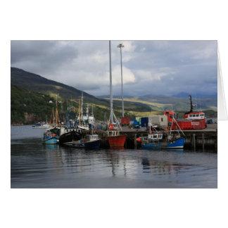 Cartão Porto Scotland