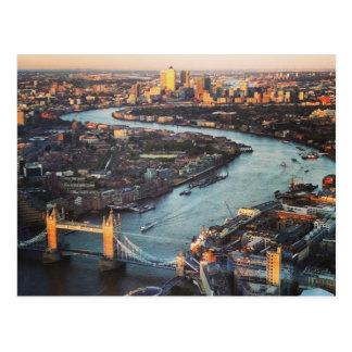 Cartão Postal Лондон, Великобритания