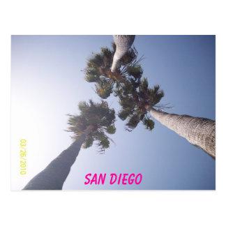 Cartão Postal 096, San Diego