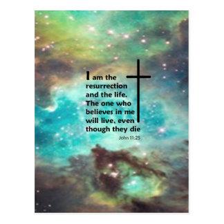 Cartão Postal 11:25 de John