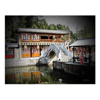 Cartão Postal 246 - Ponte arqueada elevação