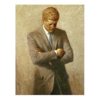 Cartão Postal 35 John F. Kennedy