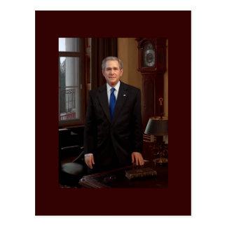 Cartão Postal 43 George W. Bush