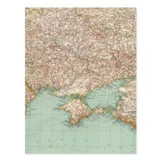 Cartão Postal 7172 Ucrânia, o Mar Negro