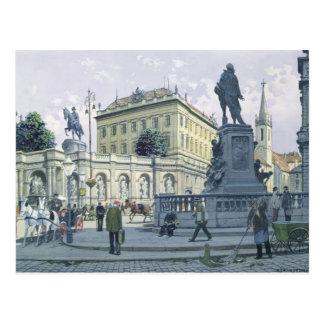 Cartão Postal A Albertina, Viena