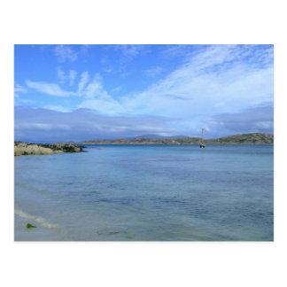 Cartão Postal A baía do mártir, ilha de Iona