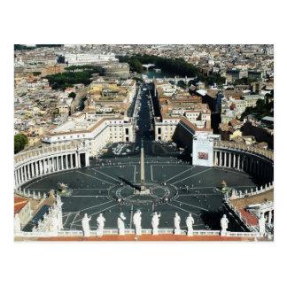 Cartão Postal A basílica de St Peter