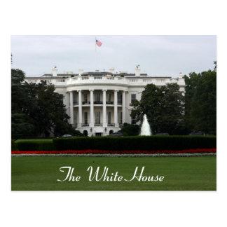 Cartão Postal A casa branca