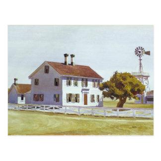 Cartão Postal A casa dos ricos