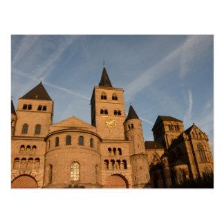 Cartão Postal A catedral alta de St Peter, Trier