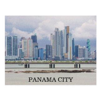 Cartão Postal a Cidade do Panamá