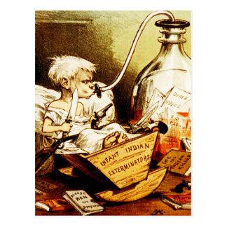 Cartão Postal A comida de nossa juventude