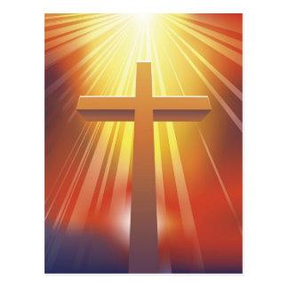 Cartão Postal A cruz