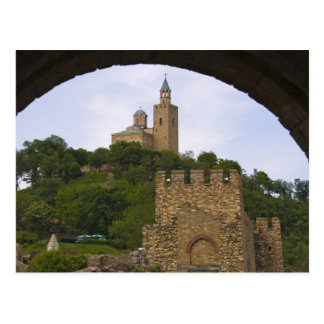 Cartão Postal A fortaleza medieval de Tsarevets