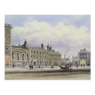 Cartão Postal A igreja de St Thomas, Southwark, Londres