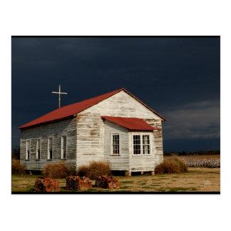 Cartão Postal A igreja na plantação de Frogmore [cartão]