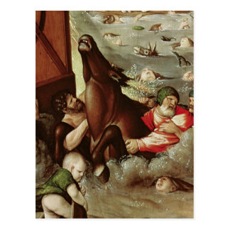 Cartão Postal A inundação, 1516