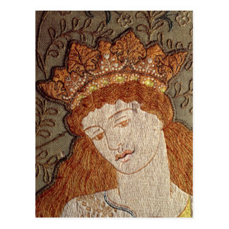 Cartão Postal A legenda de Geoffrey Chaucer 'de bom Women