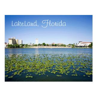 Cartão Postal A maravilha de Lakeland, Florida