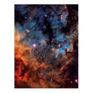 Cartão Postal A nebulosa do diabo