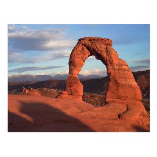 Cartão Postal A planície arqueia o parque nacional, arco