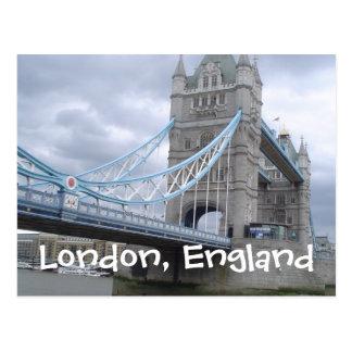Cartão Postal A ponte da torre