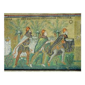Cartão Postal A procissão dos três reis