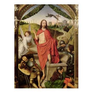 Cartão Postal A ressurreição