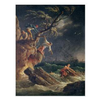 Cartão Postal A tempestade, c.1762