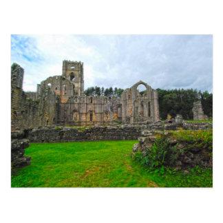 Cartão Postal Abadia 1 das fontes