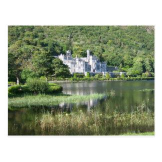 Cartão Postal Abadia de Kylemore