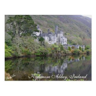 Cartão Postal Abadia de Kylemore, Ireland