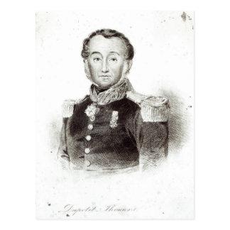 Cartão Postal Abel Alberto Dupetit-Thouars