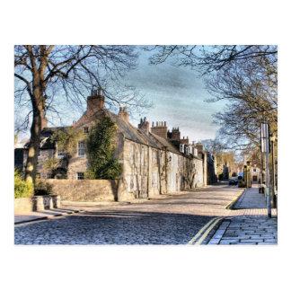 Cartão Postal Aberdeen velho Scotland
