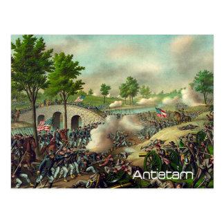 Cartão Postal ABH Antietam 150