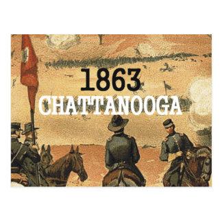 Cartão Postal ABH Chattanooga