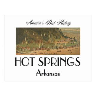 Cartão Postal ABH Hot Springs