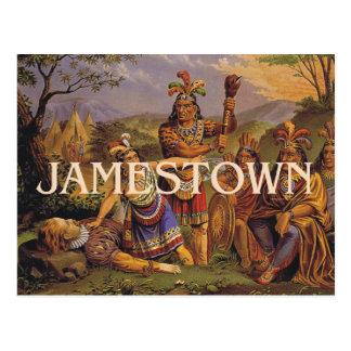 Cartão Postal ABH Jamestown