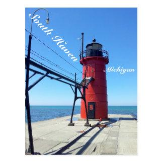 Cartão Postal Abrigo sul Michigan