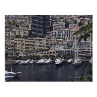 Cartão Postal Abrigue, Monte - Carlo, Riviera francês, d da