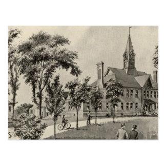 Cartão Postal Academia de Phillips Exeter