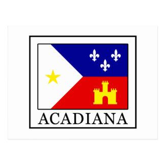 Cartão Postal Acadiana