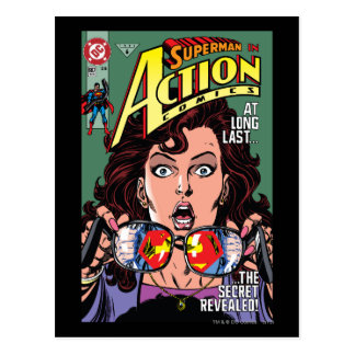 Cartão Postal Ação história em quadrinhos #662 fevereiro de 91